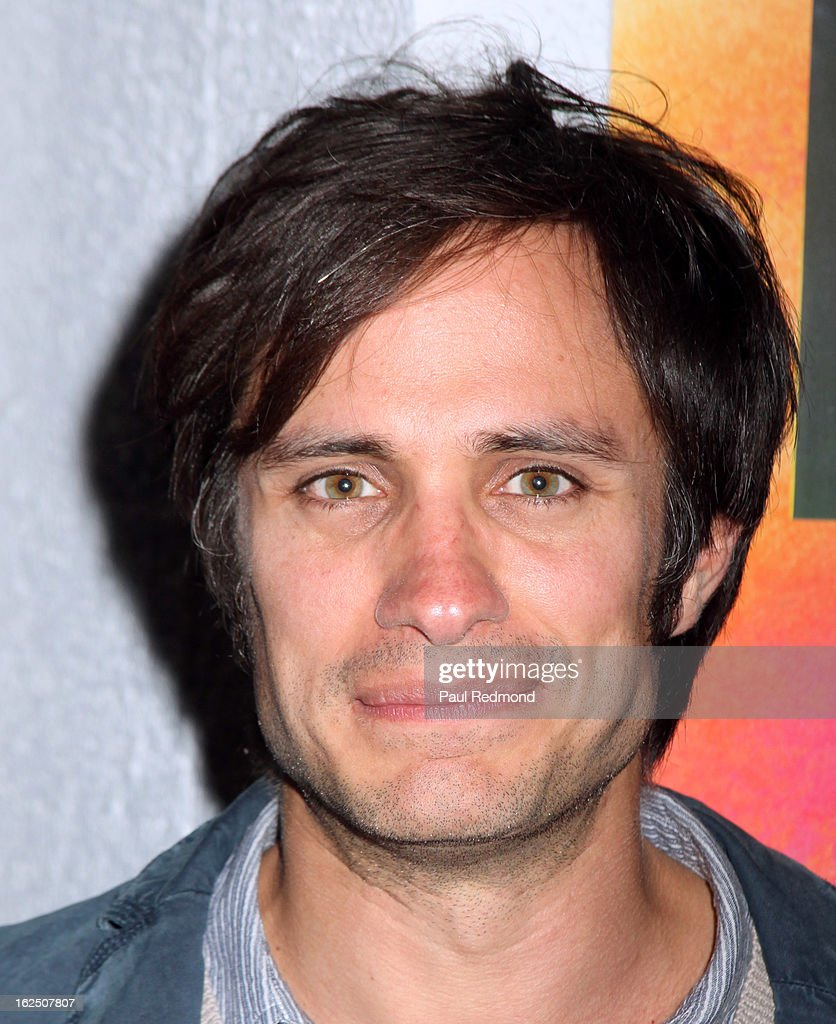 Actor <a gi-track='captionPersonalityLinkClicked' href=/galleries/search?phrase=Gael+Garcia+Bernal&family=editorial&specificpeople=202025 ng-click='$event.stopPropagation()'>Gael Garcia Bernal</a> attends Sony Pictures Classics Pre-Oscar Dinner at The London Hotel on February 23, 2013 in West Hollywood, California.