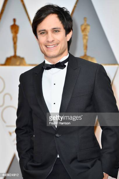 Actor Gael Garcia Bernal attends the 89th Annual Academy Awards at Hollywood Highland Center on February 26 2017 in Hollywood California