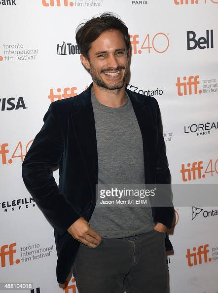 Actor Gael Garcia Bernal attends the 'Desierto' premiere during the 2015 Toronto International Film Festival at The Elgin on September 13 2015 in...