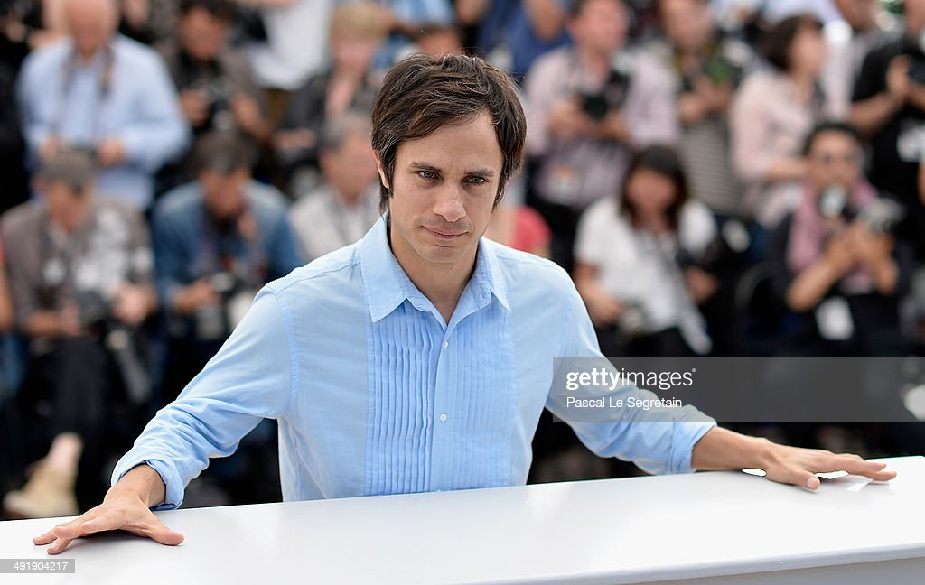 Actor Gael Garcia Bernal attends the 'El Ardor' photocall at the 67th Annual Cannes Film Festival on May 18 2014 in Cannes France