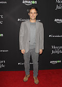 Actor Gael Garcia Bernal attends the 'Mozart In The Jungle' Emmy FYC screening event at Hollywood Roosevelt Hotel on April 21 2016 in Hollywood...