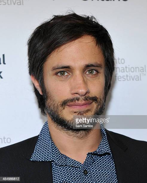 Actor Gael Garcia Bernal attends the 'Rosewater' premiere during the 2014 Toronto International Film Festival at Princess of Wales Theatre on...