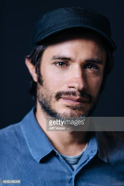 Actor Gael Garcia Bernal is photographed for a Portrait Session at the 2014 Toronto Film Festival on September 8 2014 in Toronto Ontario