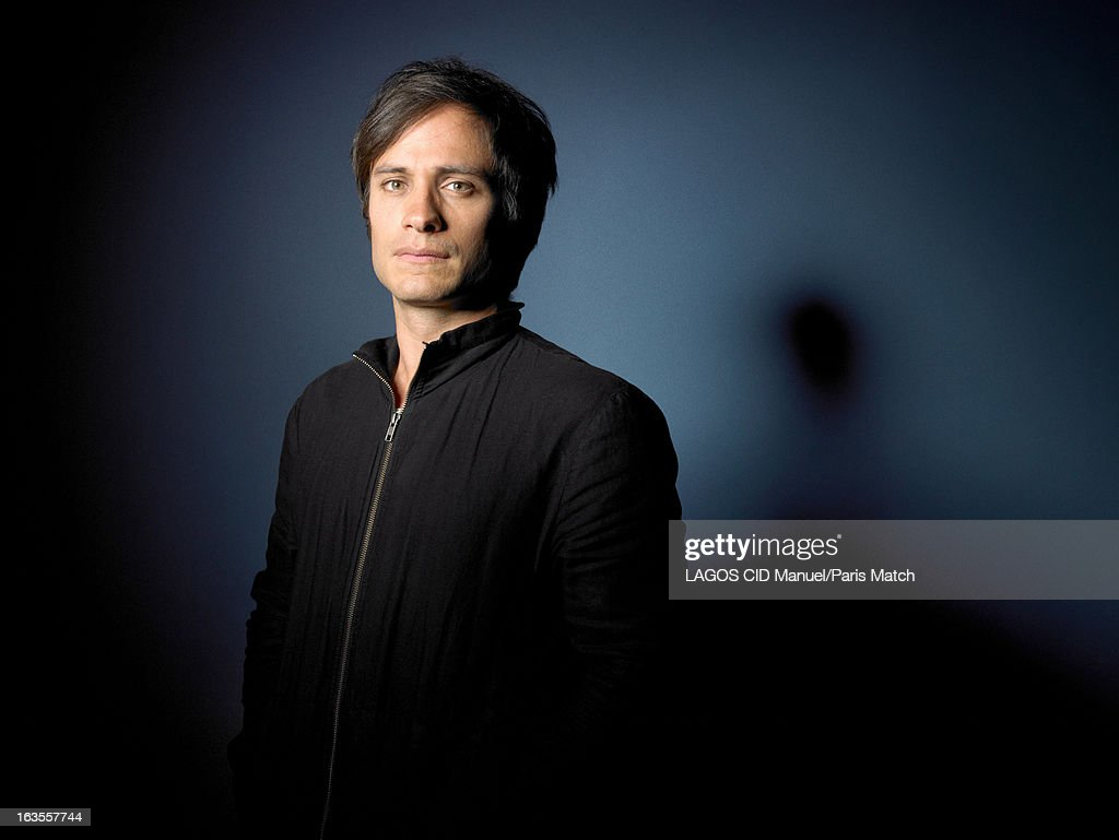Actor <a gi-track='captionPersonalityLinkClicked' href=/galleries/search?phrase=Gael+Garcia+Bernal&family=editorial&specificpeople=202025 ng-click='$event.stopPropagation()'>Gael Garcia Bernal</a> is photographed for Paris Match on May 2, 2013 in London, England.
