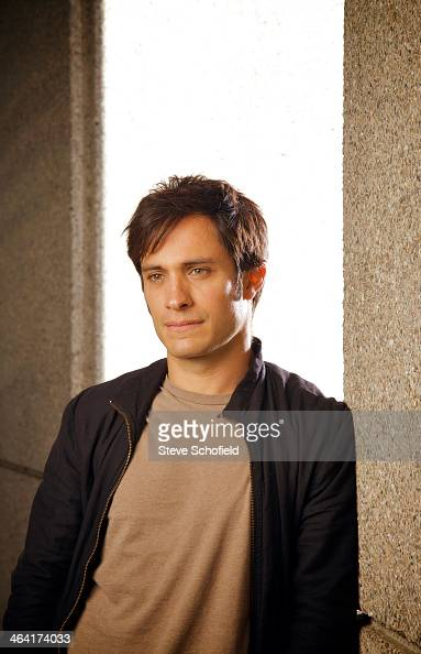 Actor Gael Garcia Bernal is photographed on January 4 2013 in Los Angeles California