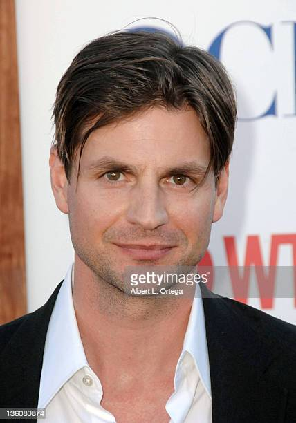Actor Gale Harold arrives at the TCA Party for CBS The CW and Showtime held at The Pagoda on August 3 2011 in Beverly Hills California