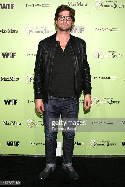 Actor Gale Harold attends the Women In Film PreOscar cocktail party presented by PerrierJouet MAC MaxMara held at Fig Olive Melrose Place on February...