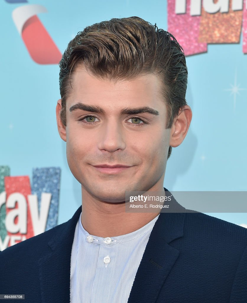 All pictures for garrett clayton - Actor Garrett Clayton Attends Nbc S Hairspray Live Fyc Event At The Saban Media