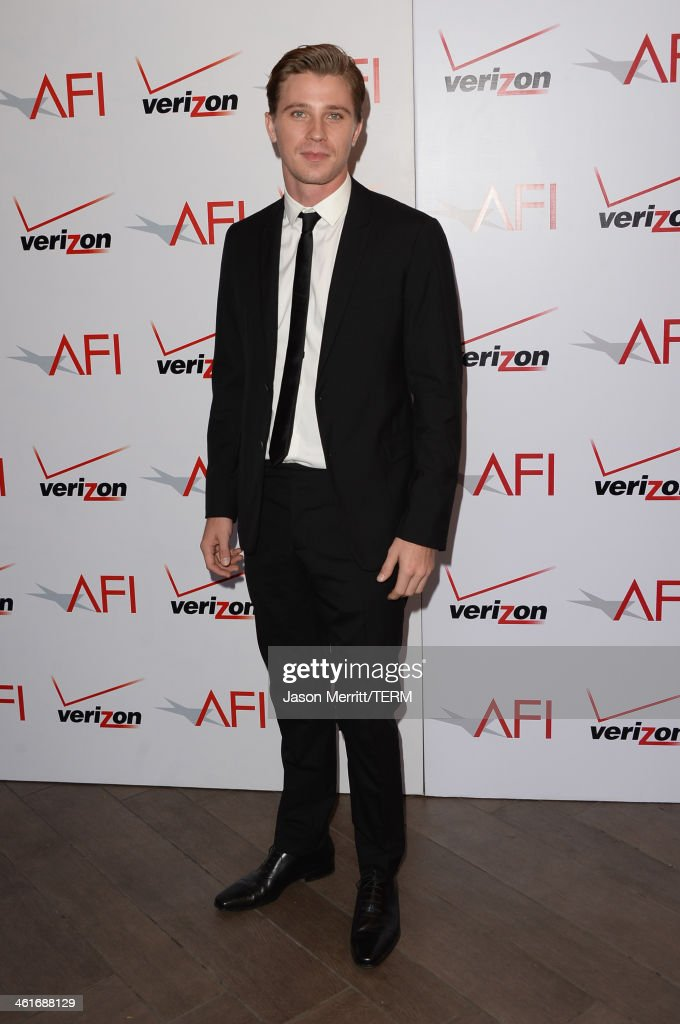 Actor <a gi-track='captionPersonalityLinkClicked' href=/galleries/search?phrase=Garrett+Hedlund&family=editorial&specificpeople=2290407 ng-click='$event.stopPropagation()'>Garrett Hedlund</a> attends the 14th annual AFI Awards Luncheon at the Four Seasons Hotel Beverly Hills on January 10, 2014 in Beverly Hills, California.