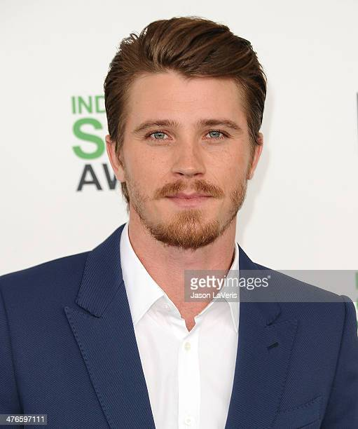Actor Garrett Hedlund attends the 2014 Film Independent Spirit Awards on March 1 2014 in Santa Monica California