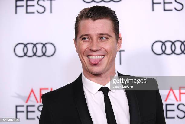 Actor Garrett Hedlund attends the 2017 AFI Fest opening night gala screening of 'Mudbound' at TCL Chinese Theatre on November 9 2017 in Hollywood...