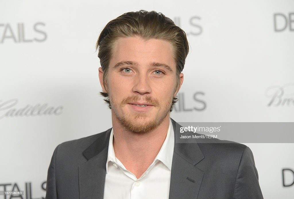 Actor <a gi-track='captionPersonalityLinkClicked' href=/galleries/search?phrase=Garrett+Hedlund&family=editorial&specificpeople=2290407 ng-click='$event.stopPropagation()'>Garrett Hedlund</a> attends the DETAILS Hollywood Mavericks Party held at Soho House on November 29, 2012 in West Hollywood, California.