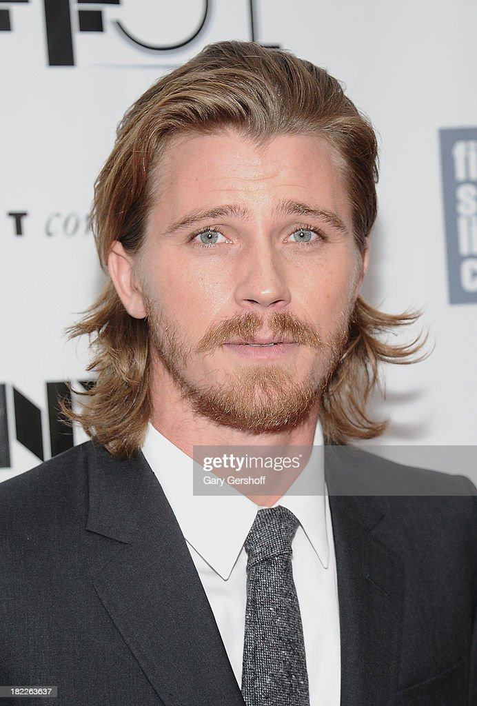 Actor <a gi-track='captionPersonalityLinkClicked' href=/galleries/search?phrase=Garrett+Hedlund&family=editorial&specificpeople=2290407 ng-click='$event.stopPropagation()'>Garrett Hedlund</a> attends the 'Inside Lleywn Davis' premiere during the 51st New York Film Festival at Alice Tully Hall at Lincoln Center on September 28, 2013 in New York City.