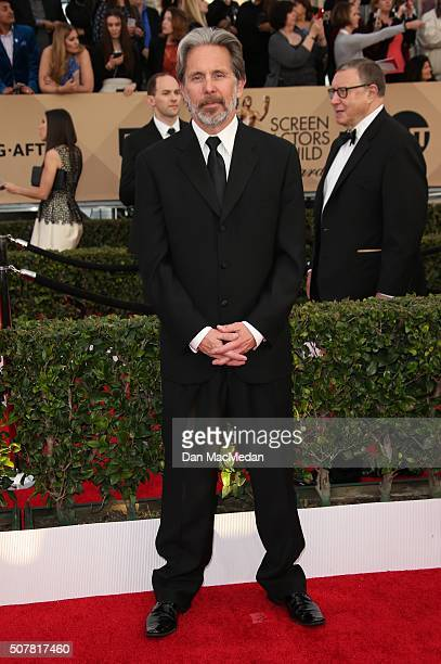 Actor Gary Cole attends the 22nd Annual Screen Actors Guild Awards at The Shrine Auditorium on January 30 2016 in Los Angeles California