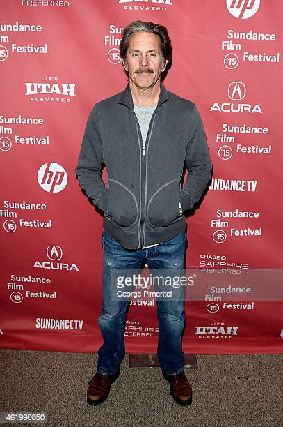 Actor Gary Cole attends 'The Bronze' Premiere at the Eccles Center Theatre during the 2015 Sundance Film Festival on January 22 2015 in Park City Utah