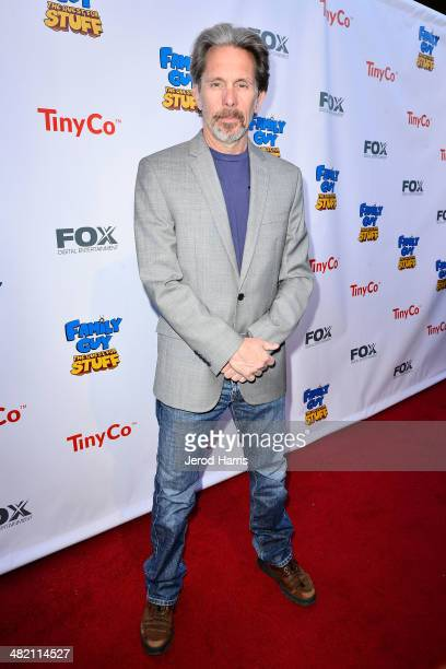 Actor Gary Cole attends the Launch Party for the 'Family Guy' Game at the Happy Ending Bar Restaurant on April 2 2014 in Hollywood California
