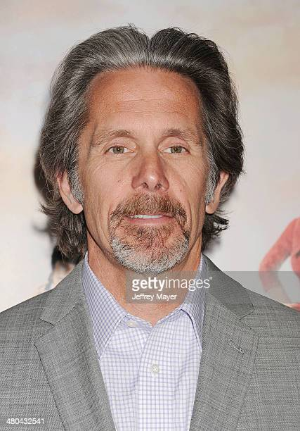 Actor Gary Cole attends the premiere of HBO's 'Veep' 3rd season held at Paramount Studios on March 24 2014 in Hollywood California