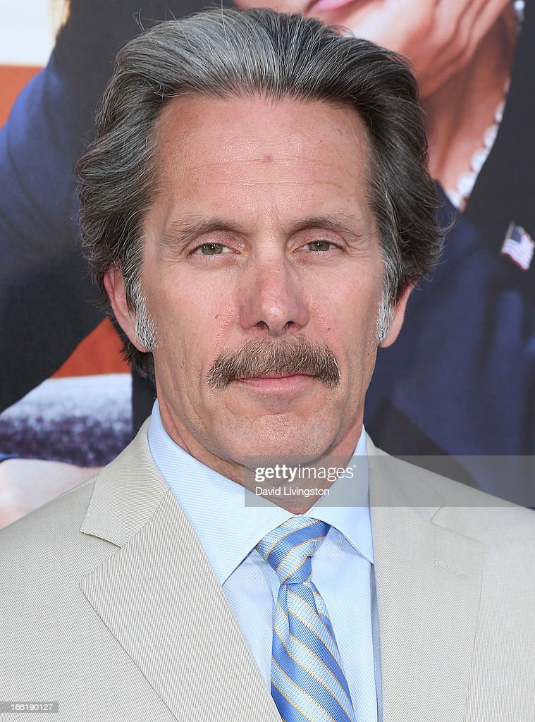 Actor <a gi-track='captionPersonalityLinkClicked' href=/galleries/search?phrase=Gary+Cole&family=editorial&specificpeople=577623 ng-click='$event.stopPropagation()'>Gary Cole</a> attends the premiere of HBO's 'VEEP' Season 2 at Paramount Studios on April 9, 2013 in Hollywood, California.