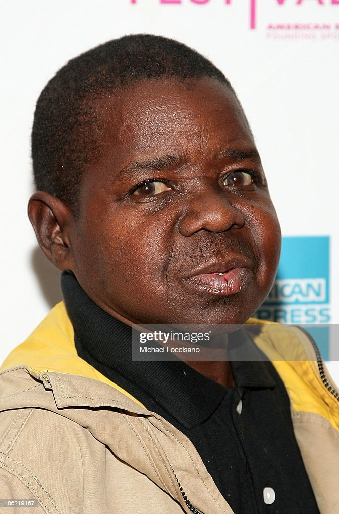 Actor Gary Coleman attends the premiere of 'Midgets vs. Mascots' during the 2009 Tribeca Film Festival at AMC Village VII on April 25, 2009 in New York City.
