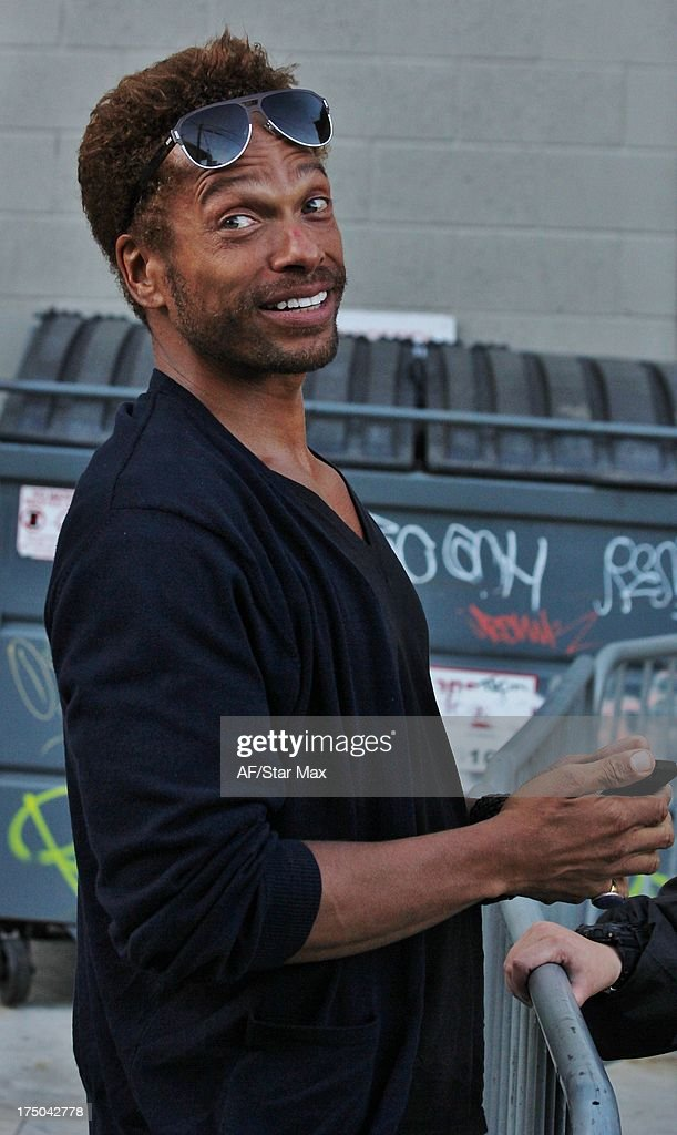 Actor <a gi-track='captionPersonalityLinkClicked' href=/galleries/search?phrase=Gary+Dourdan&family=editorial&specificpeople=204463 ng-click='$event.stopPropagation()'>Gary Dourdan</a> as seen on July 29 2013 in Los Angeles, California.