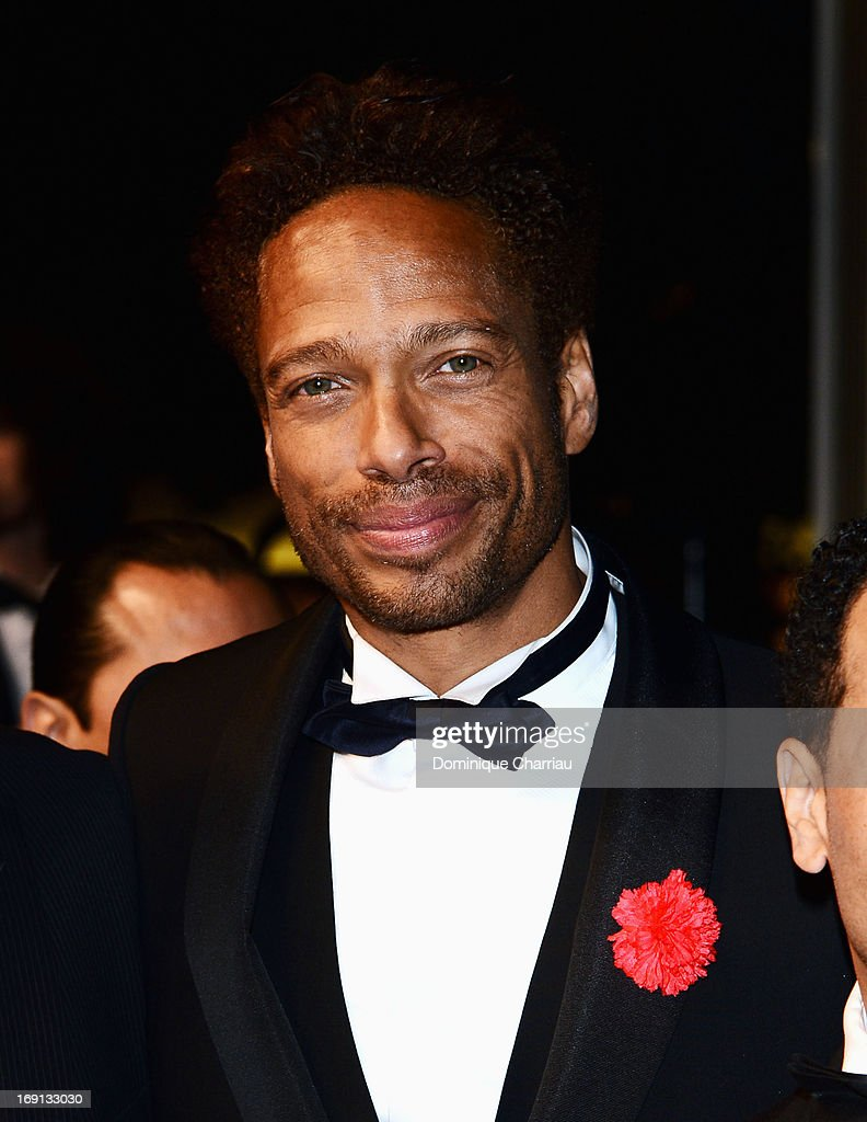 Actor <a gi-track='captionPersonalityLinkClicked' href=/galleries/search?phrase=Gary+Dourdan&family=editorial&specificpeople=204463 ng-click='$event.stopPropagation()'>Gary Dourdan</a> attends the Premiere of 'As I Lay Dying' during the 66th Annual Cannes Film Festival at the Palais des Festivals on May 20, 2013 in Cannes, France.