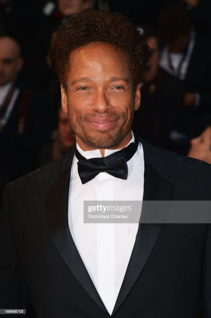 Actor Gary Dourdan attends the Premiere of 'Jimmy P. (Psychotherapy Of A Plains Indian)' at Palais des Festivals during The 66th Annual Cannes Film Festival on May 18, 2013 in Cannes, France.
