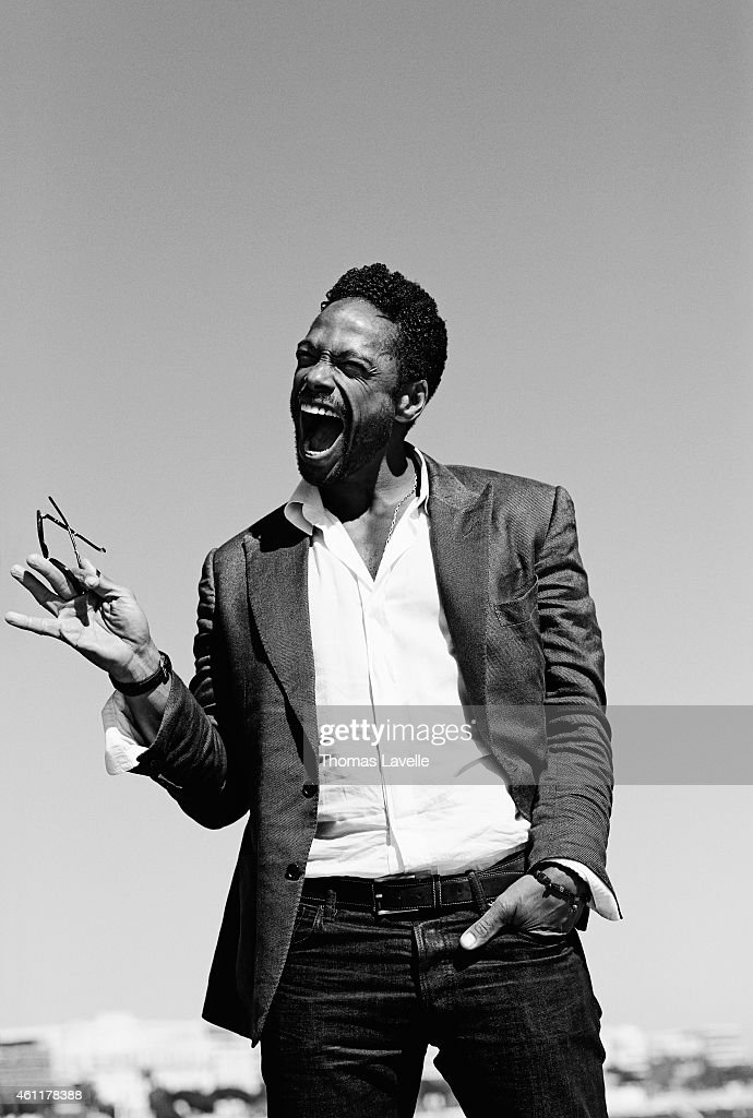 Actor Gary Dourdan is photographed for Self Assignment on May 21, 2014 in Cannes, France.