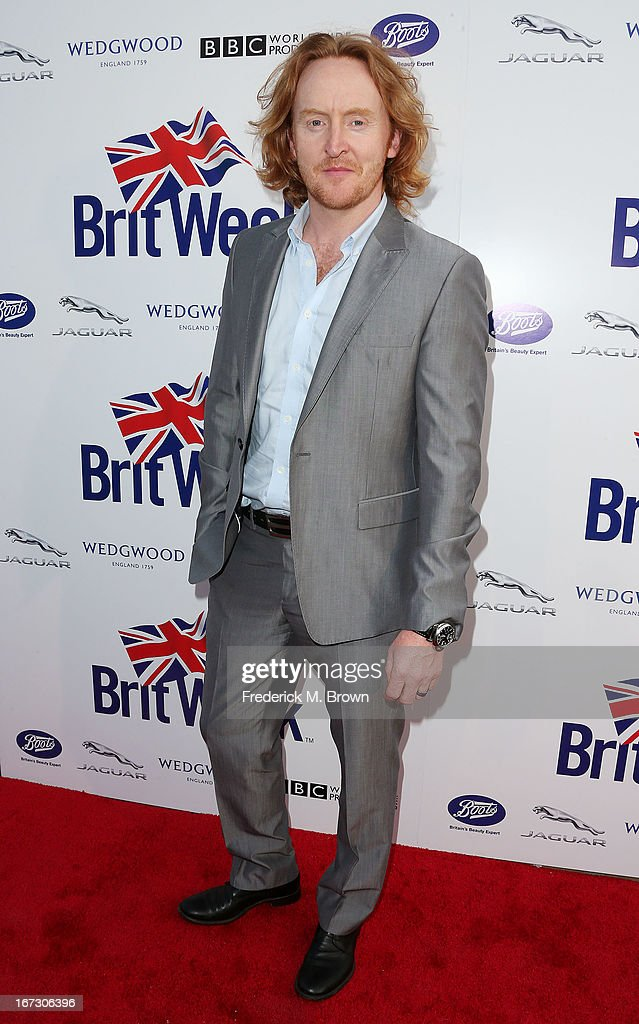 Actor Gary Love attends the launch of the Seventh Annual Britweek Festival 'A Salute to Old Hollywood' on April 23, 2013 in Los Angeles, California.