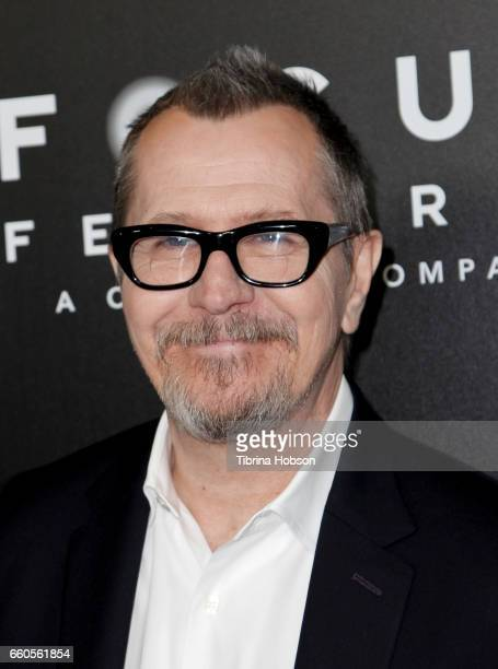 Actor Gary Oldman attends Focus Features luncheon and studio program celebrating 15 Years during CinemaCon 2017 at Caesars Palaceon March 29 2017 in...