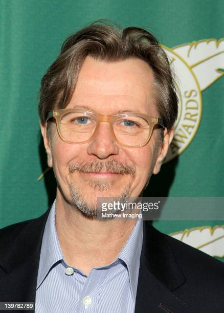 Actor Gary Oldman attends the 49th Annual ICG Publicists Awards place at The Beverly Hilton Hotel on February 24 2012 in Beverly Hills California