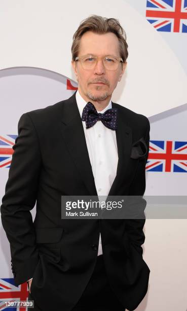 Actor Gary Oldman attends the GREAT British Film Reception to honor the British nominees of The 84th Annual Academy Awards at the British Consul...
