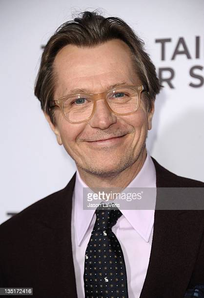 Actor Gary Oldman attends the premiere of Tinker Tailor Soldier Spy at ArcLight Cinemas Cinerama Dome on December 6 2011 in Hollywood California