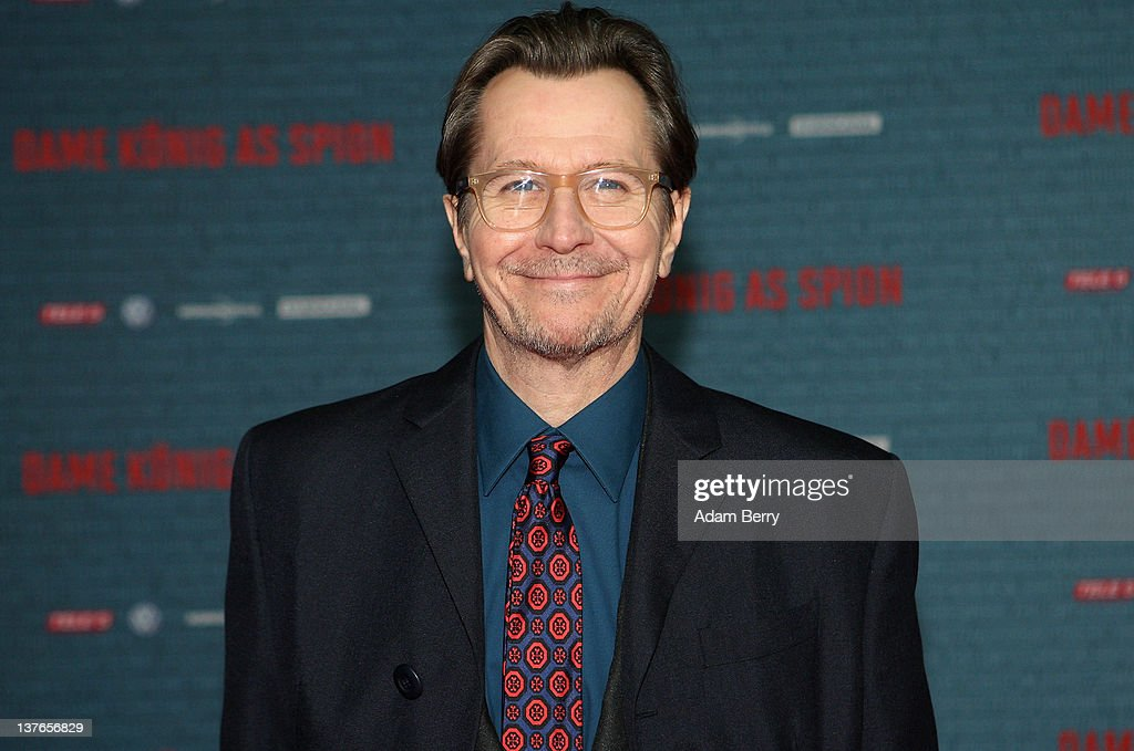 """Tinker Tailor Soldier Spy"" Germany Premiere"