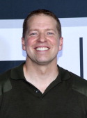 Actor Gary Owen poses in the press room during the BET AWARDS '14 at Nokia Theatre LA LIVE on June 29 2014 in Los Angeles California