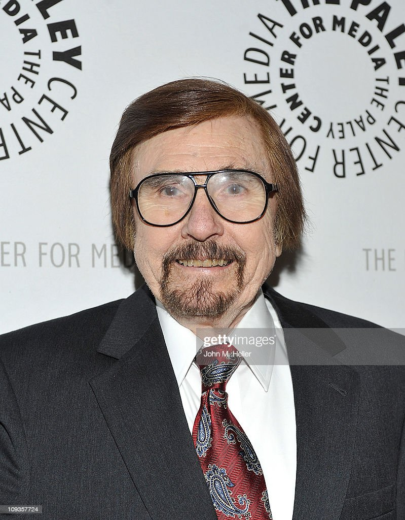 Actor Gary Owens attends the best of Rowan Martin's 'Laugh In' at the Paley Center For Media on February 22 2011 in Beverly Hills California