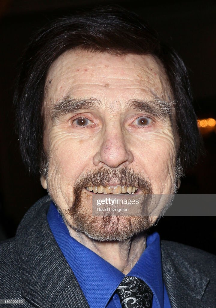 Actor Gary Owens attends the Pacific Pioneer Broadcasters luncheon honoring Lily Tomlin at the Sportsmen's Lodge on February 17 2012 in Studio City...