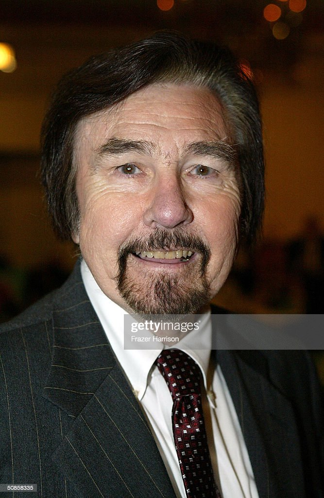 Actor Gary Owens attends the VIP luncheon to celebrate the 50th Anniversary of Solters & Digney Public Relations, and its founder Lee Solters, held on May 19, 2004 at the Beverly Hilton Hotel in Beverly Hills, California.