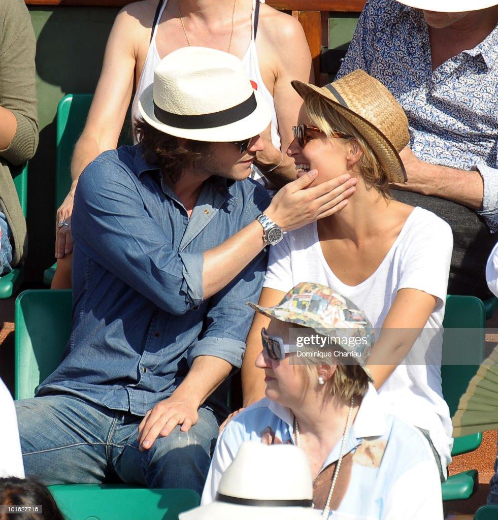 Actor Gaspard Ulliel and his girlfriend Jordane Crantelle sighting at ...