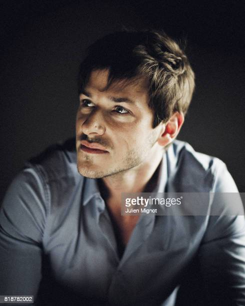 Actor Gaspard Ulliel is photographed for Grazia Magazine on May 13 2016 in Cannes France