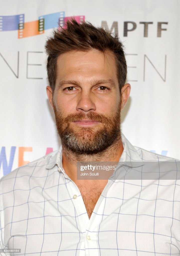 Actor Geoff Stults attends MPTF's NextGen Summer Party presented by Ford Motor Company and hosted by Jeffrey Katzenberg at NeueHouse Los Angeles on August 17, 2017 in Hollywood, California.