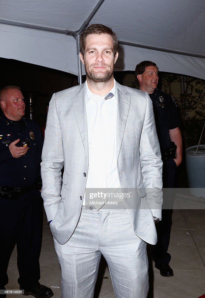 Actor <a gi-track='captionPersonalityLinkClicked' href=/galleries/search?phrase=Geoff+Stults&family=editorial&specificpeople=228938 ng-click='$event.stopPropagation()'>Geoff Stults</a> attends the Fourth Annual Fillies & Stallions party sponsored by Captain Morgan White Rum at Mellwood Arts Center on May 2, 2014 in Louisville, Kentucky.