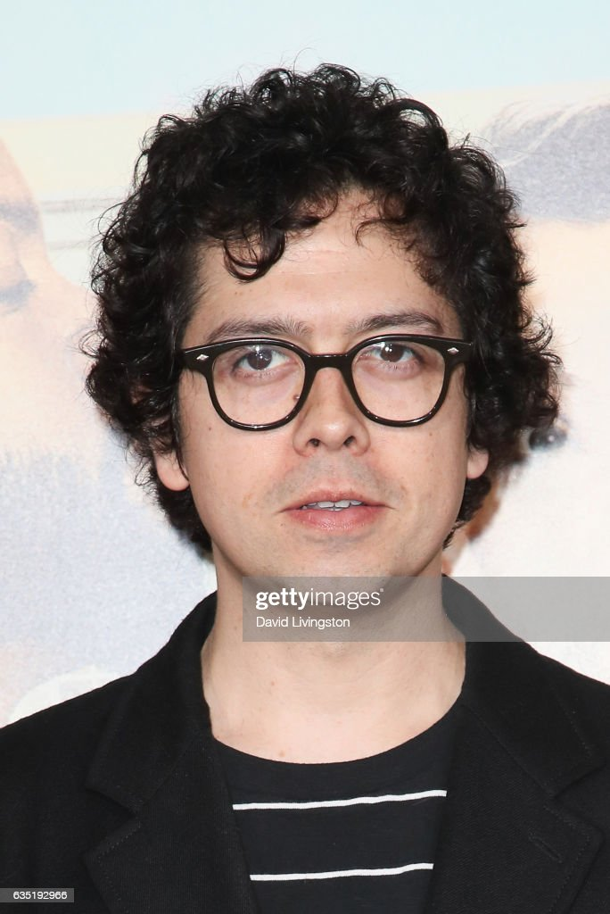 Actor Geoffrey Arend attends the premiere of Warner Bros. Pictures' 'Fist Fight' at Regency Village Theatre on February 13, 2017 in Westwood, California.