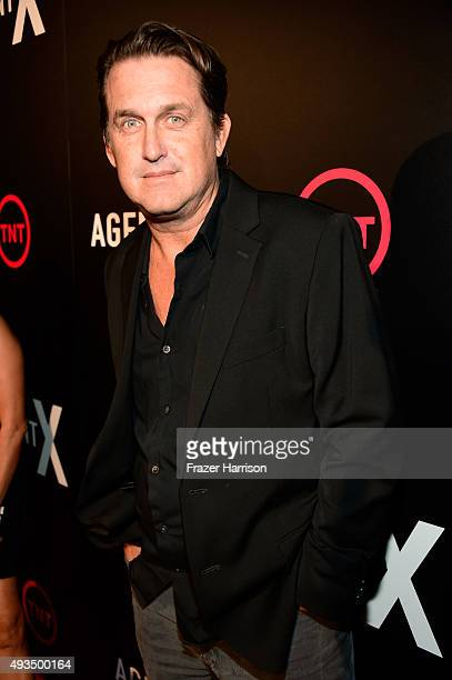 Actor Geoffrey Blake attends TNT's 'Agent X' screening at The London West Hollywood on October 20 2015 in West Hollywood California 25769_001