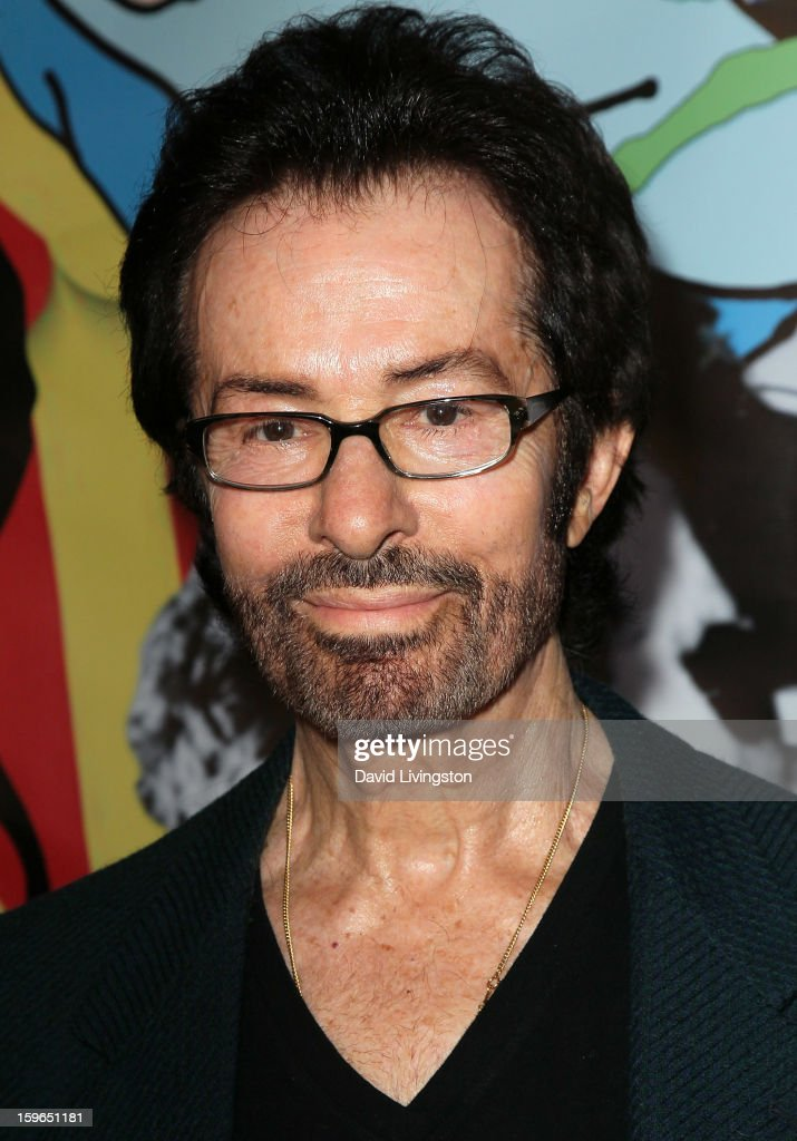 Actor <a gi-track='captionPersonalityLinkClicked' href=/galleries/search?phrase=George+Chakiris&family=editorial&specificpeople=211129 ng-click='$event.stopPropagation()'>George Chakiris</a> attends the 'Directors Series' 2nd Annual Commemorative Ticket press event presented by Red Line Tours at the Egyptian Theatre on January 17, 2013 in Hollywood, California.