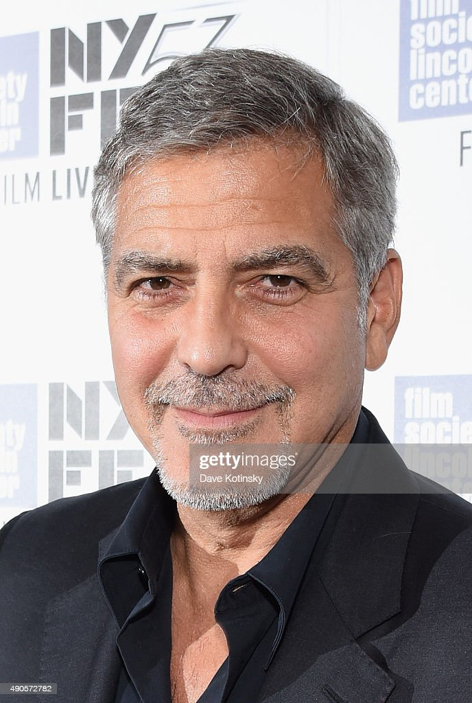 Actor <a gi-track='captionPersonalityLinkClicked' href=/galleries/search?phrase=George+Clooney&family=editorial&specificpeople=202529 ng-click='$event.stopPropagation()'>George Clooney</a> attends the 15th anniversary screening of 'O Brother, Where Art Thou?' during the 53rd New York Film Festival at Alice Tully Hall on September 29, 2015 in New York City.