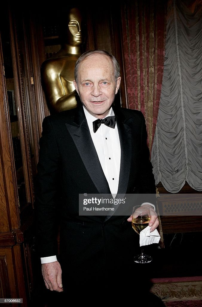 Actor George Dickerson attends the Academy of Motion Picture Arts & Sciences New York Oscar Night Celebration at The St. Regis Hotel March 5, 2006 in New York City.
