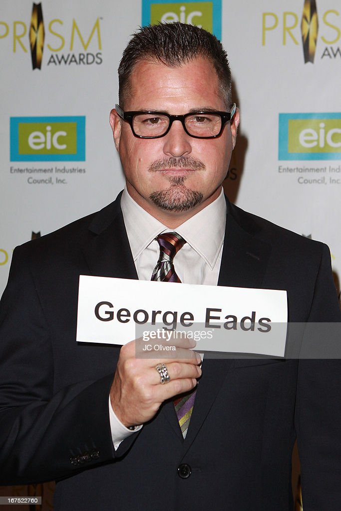 Actor George Eads attends the 17th Annual Prism Awards at Beverly Hills Hotel on April 25, 2013 in Beverly Hills, California.