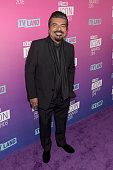Actor George Lopez attends 2016 TV Land Icon Awards at The Barker Hanger on April 10 2016 in Santa Monica California