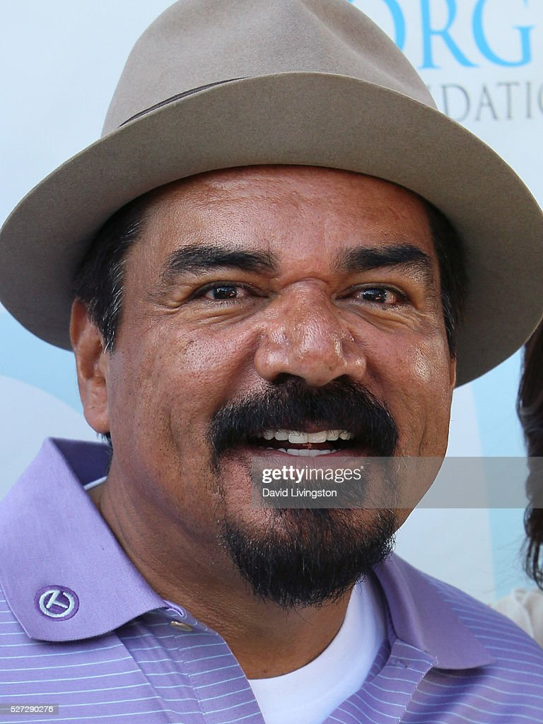 Actor George Lopez attends the Ninth Annual George Lopez Celebrity Golf Classic at Lakeside Golf Club on May 2, 2016 in Burbank, California.