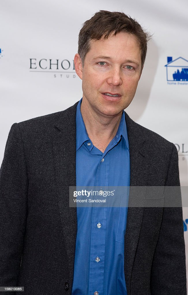 Actor George Newbern attends the Los Angeles Premiere of '3 Day Test' at Downtown Independent Theatre on December 8, 2012 in Los Angeles, California.
